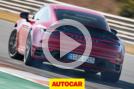 Porsche 911 2019 road and track drive
