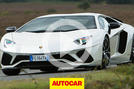 Video: Lamborghini Aventador S review - a V12-powered 720S beater?