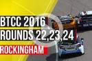 Autocar BTCC Rockingham video