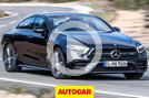 2018 Mercedes-Benz AMG CLS 53 review