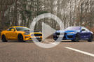 BMW M8 Competition vs Clive Sutton Mustang CS800 video thumbnail