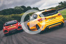 Ford Focus ST vs Honda Civic Type R video thumbnail