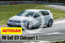 VW Golf GTI Clubsport S 'Ring