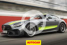Mercedes-AMG GT R Pro video review