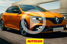 Video: 2018 Renault Megane Renault Sport revealed