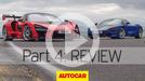 McLaren Senna vs 720S - part four