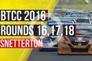 BTCC Snetterton Autocar