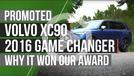 Volvo XC90 video Autocar