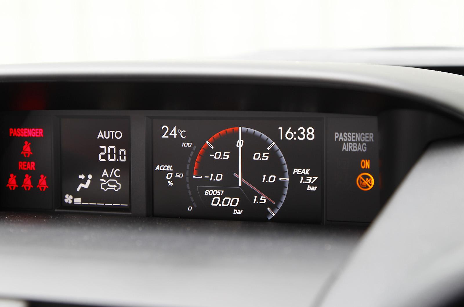 Subaru Wrx Sti Review Autocar