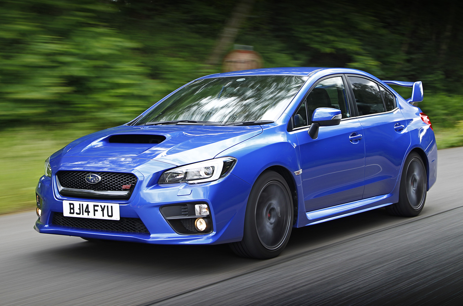 subaru wrx sti review autocar. Black Bedroom Furniture Sets. Home Design Ideas
