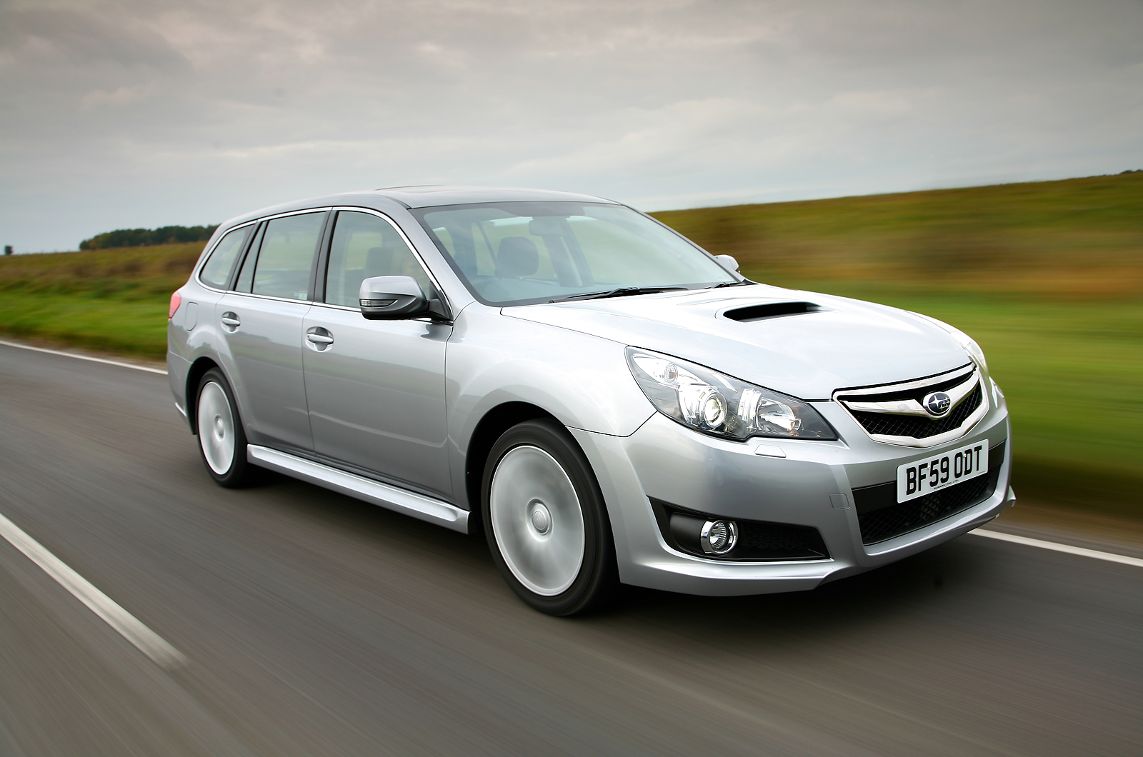 Subaru Outback Used Car Review