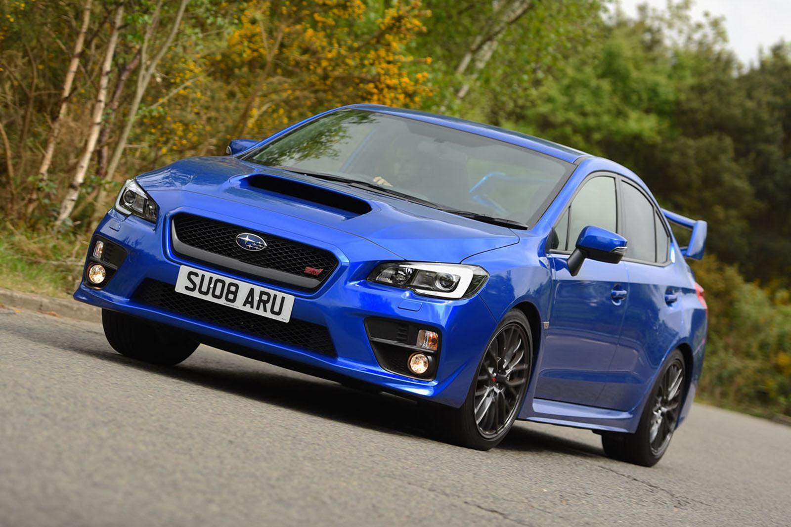 Subaru WRX STI verdict | Autocar