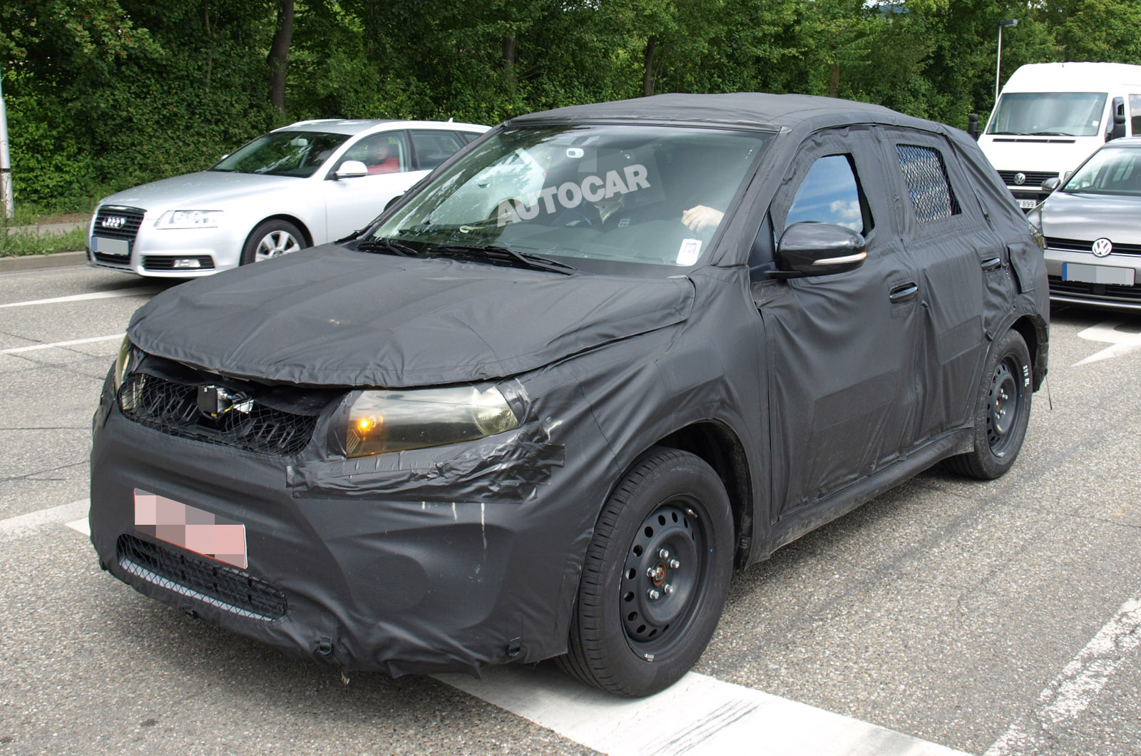 New Suzuki compact SUV spotted testing ahead of year-end ...