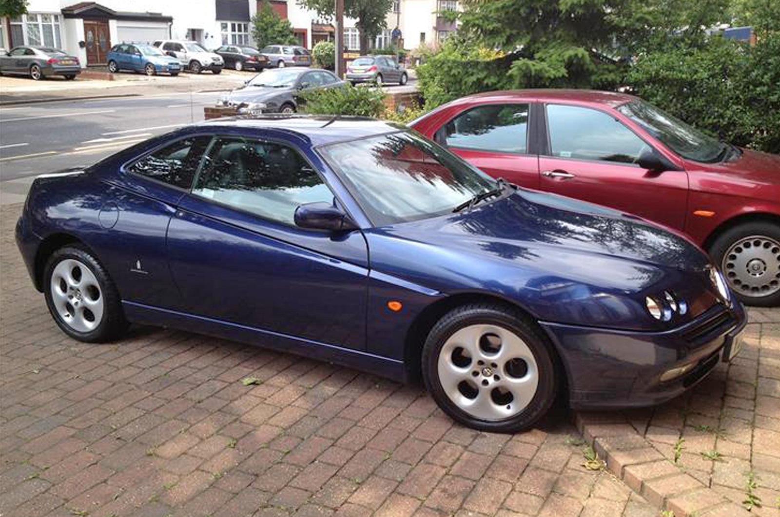 2001 Alfa Romeo GTV for £2195 | Autocar