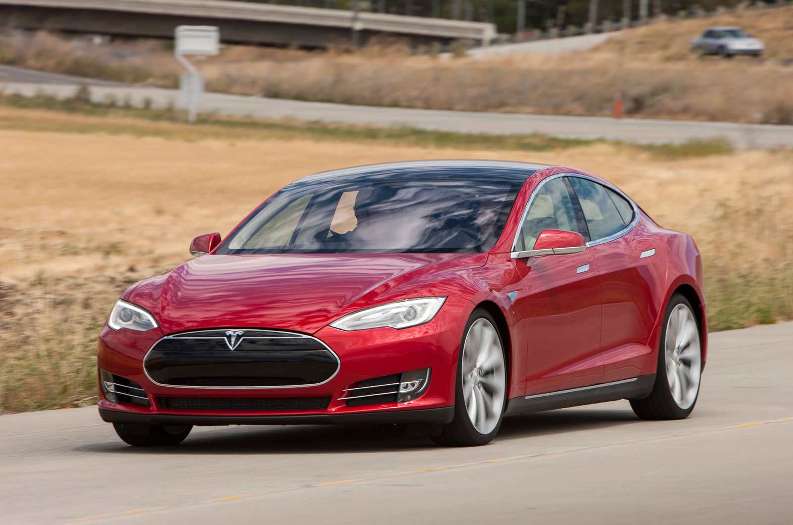 tesla s electric 3 series rival on sale in 2015 autocar. Black Bedroom Furniture Sets. Home Design Ideas
