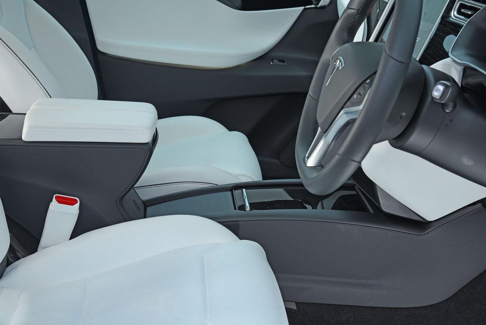 Tesla Model X Interior Autocar