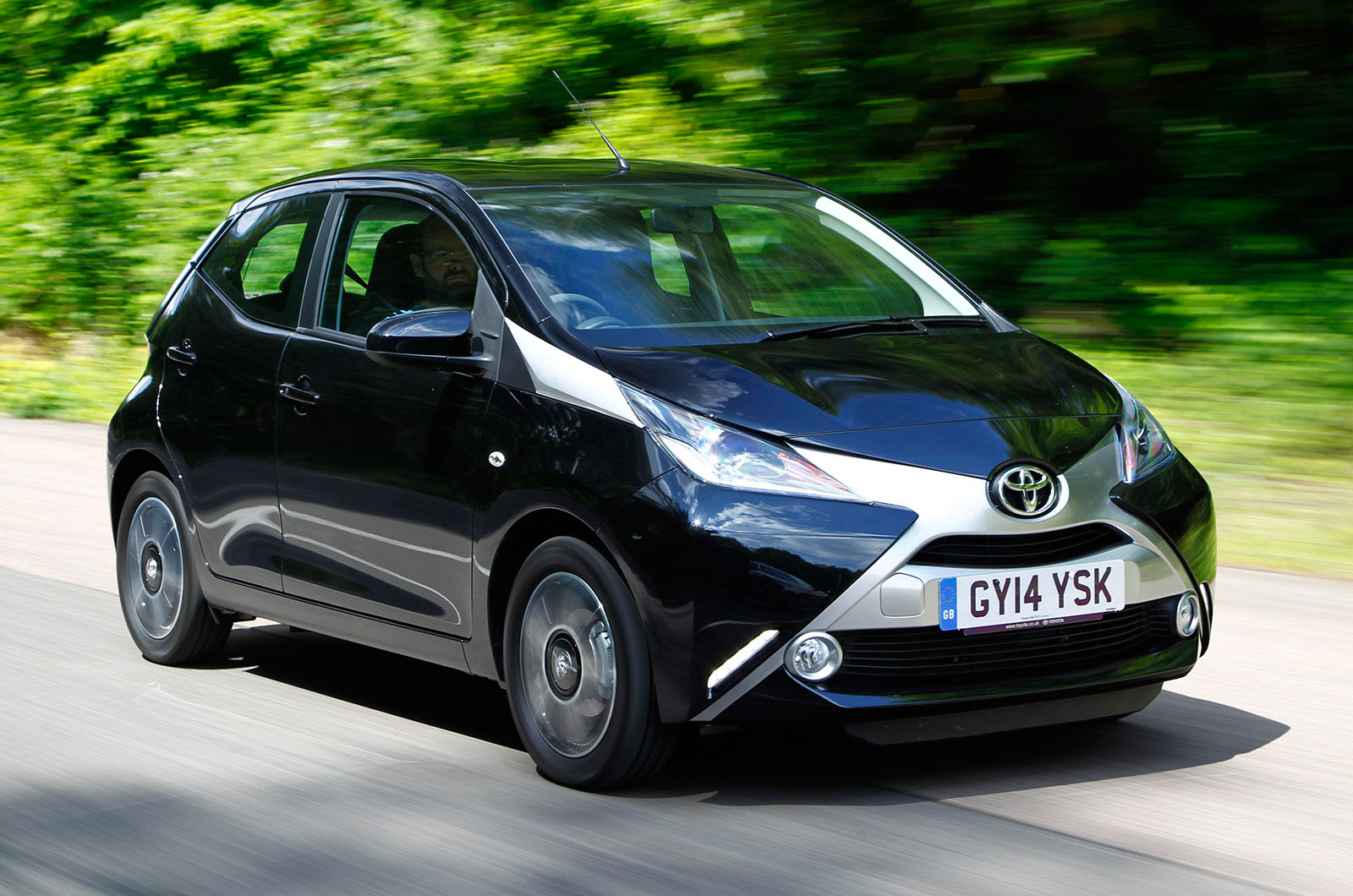 toyota aygo review autocar. Black Bedroom Furniture Sets. Home Design Ideas