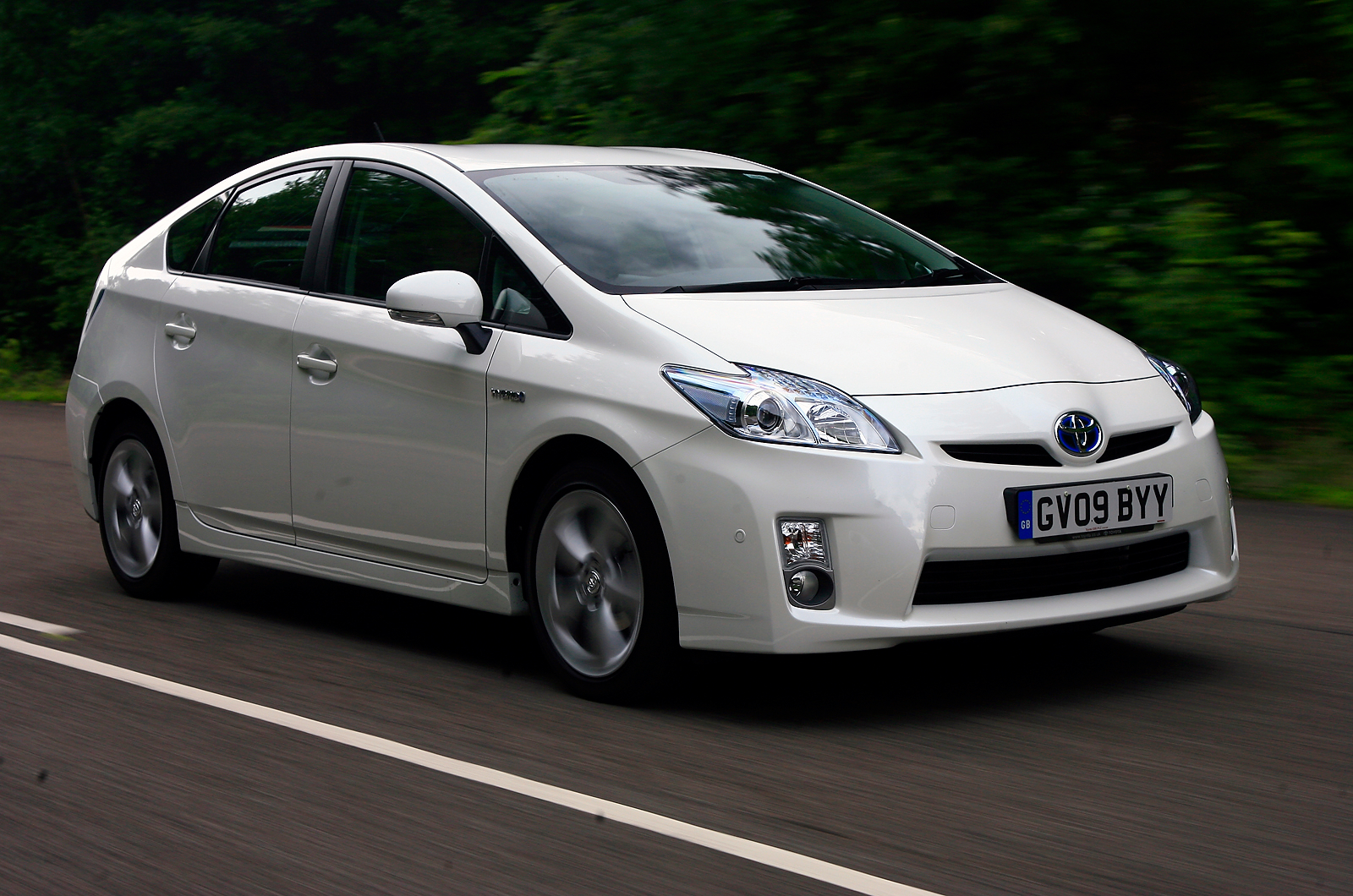 toyota prius review design autocar. Black Bedroom Furniture Sets. Home Design Ideas