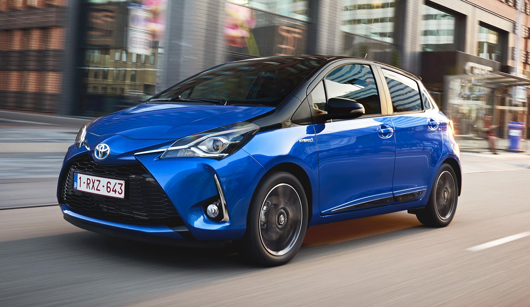 Toyota Yaris Hybrid Review 2019 Autocar