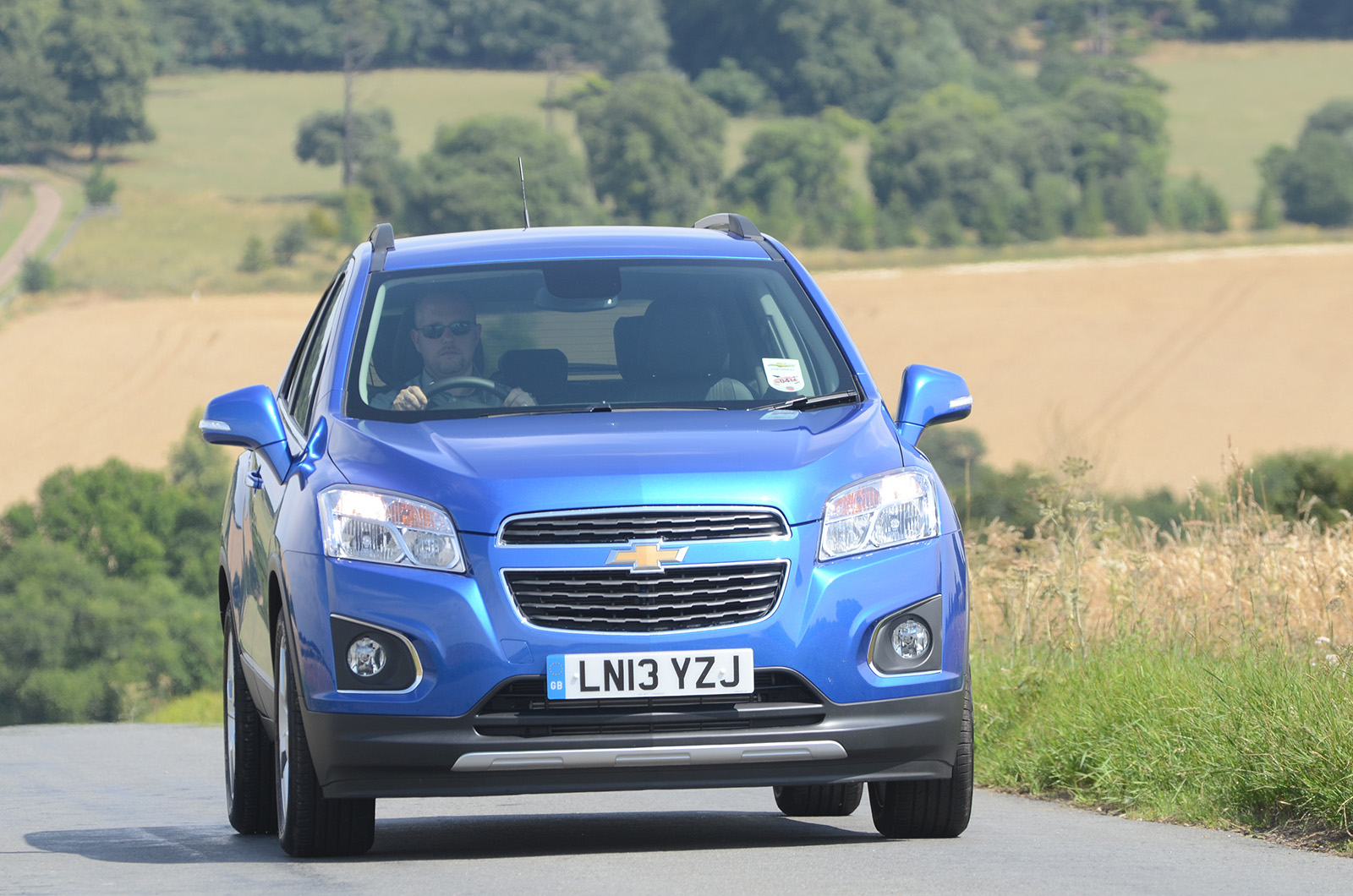 chevrolet trax 1 7 vcd first drive review. Black Bedroom Furniture Sets. Home Design Ideas