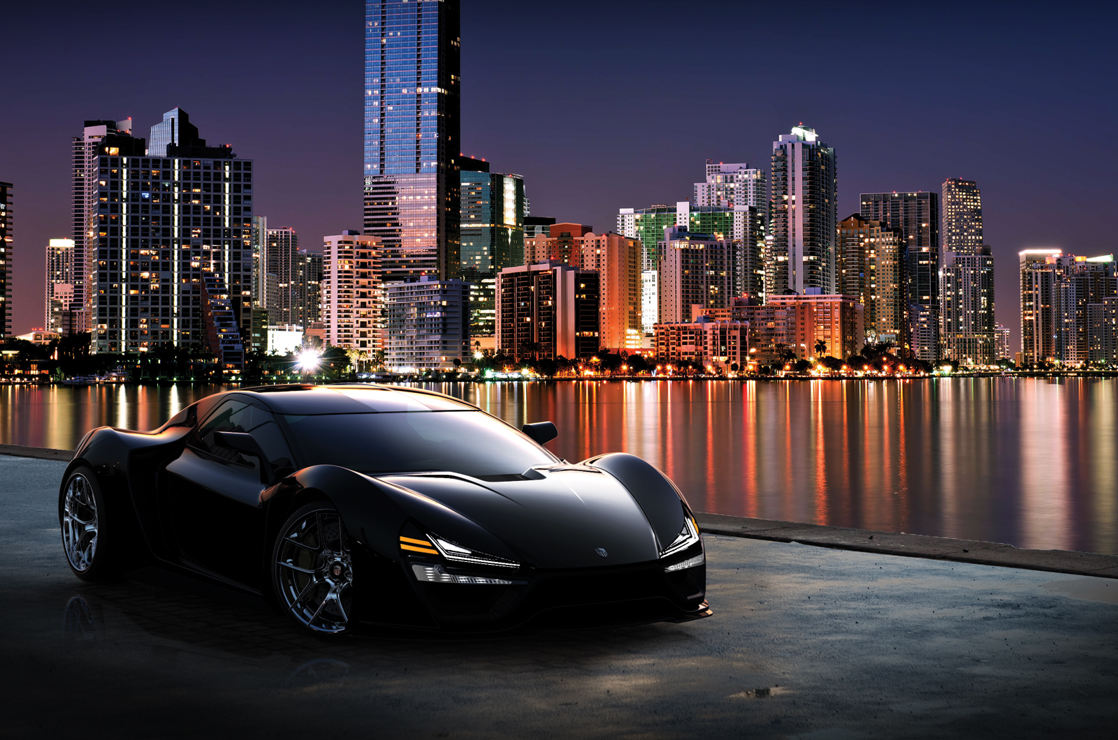 Trion Nemesis Is A Bhp American Supercar With Predator