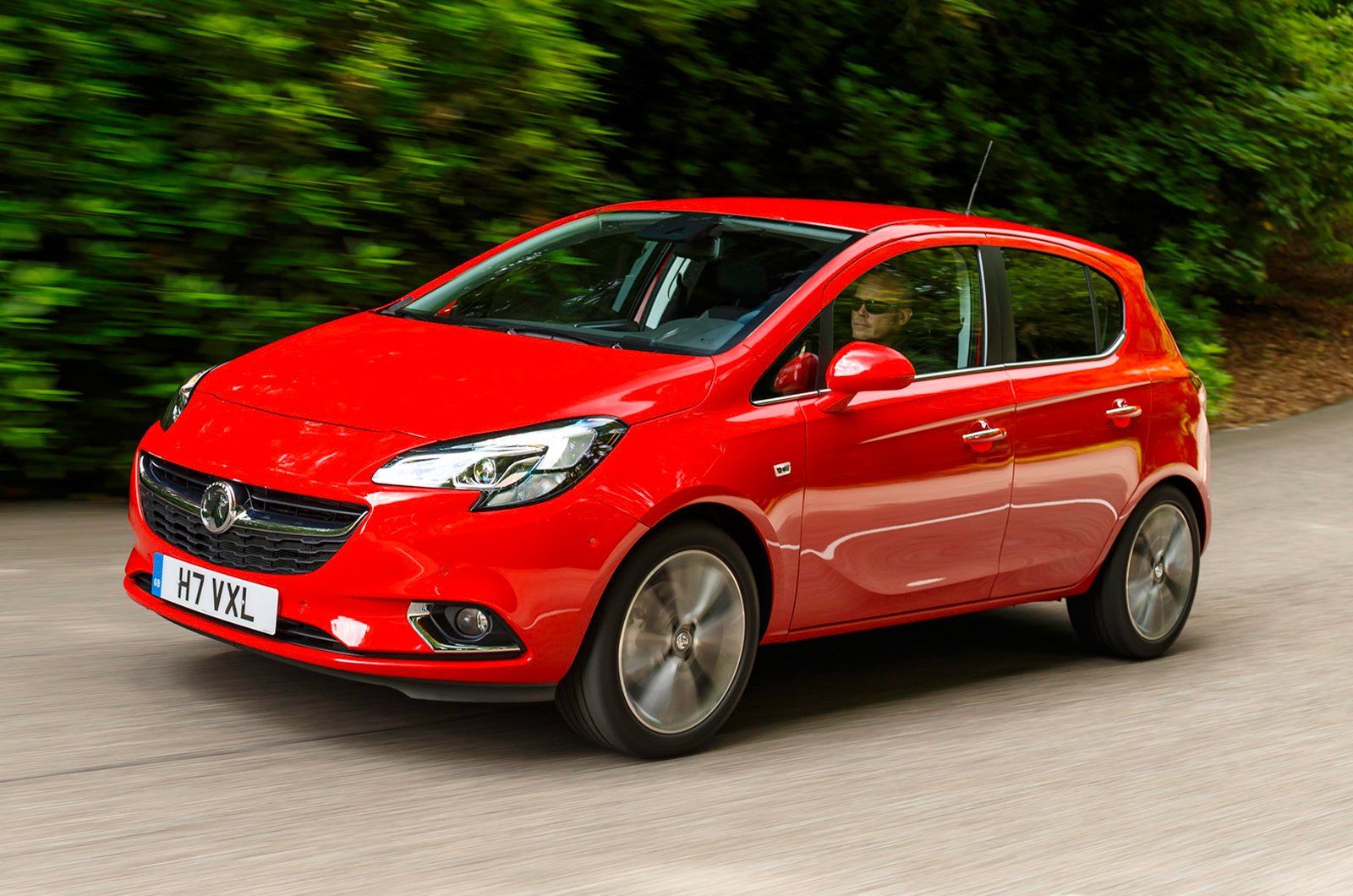 2014 vauxhall corsa 1 0t first drive review autocar. Black Bedroom Furniture Sets. Home Design Ideas