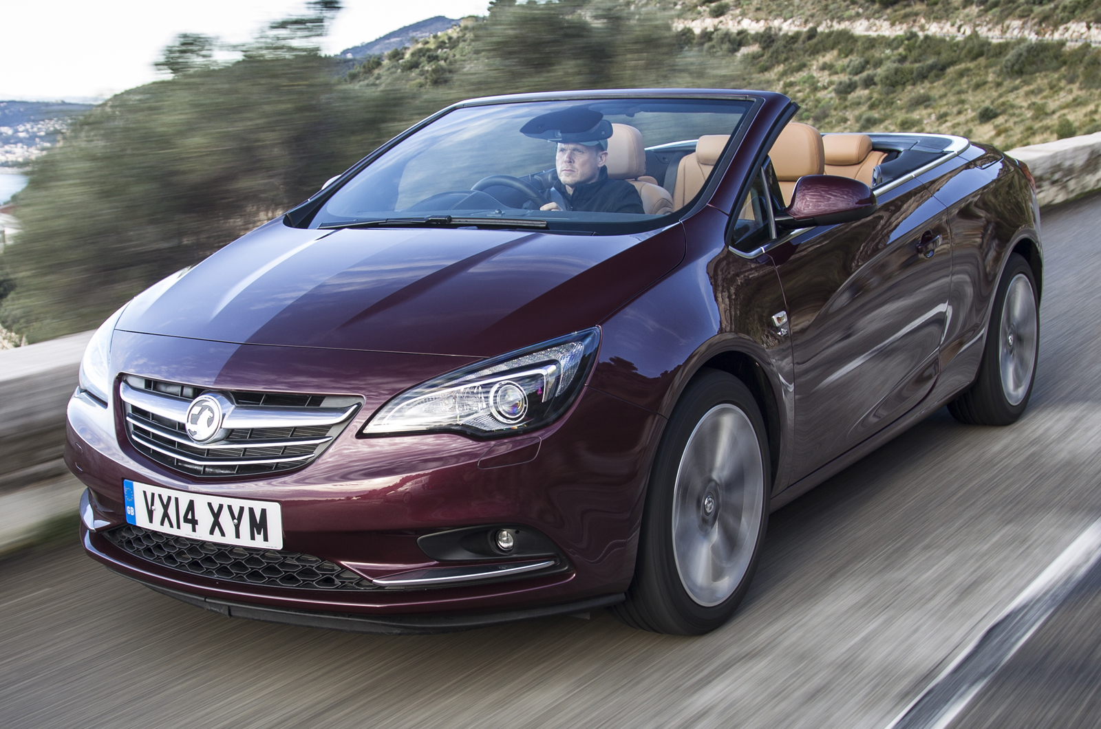 Vauxhall cascada elite 16i first drive sciox Image collections