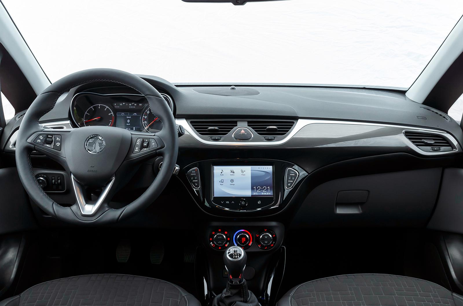 Opel corsa autoforum for Opel corsa e interieur