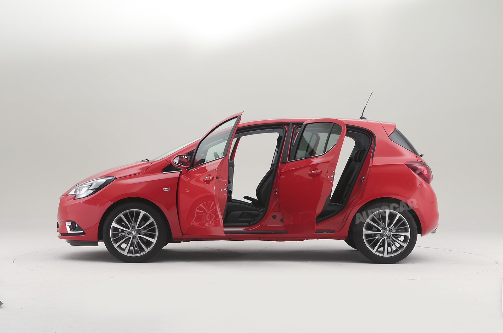 unveiled 2014 opel corsa. Black Bedroom Furniture Sets. Home Design Ideas