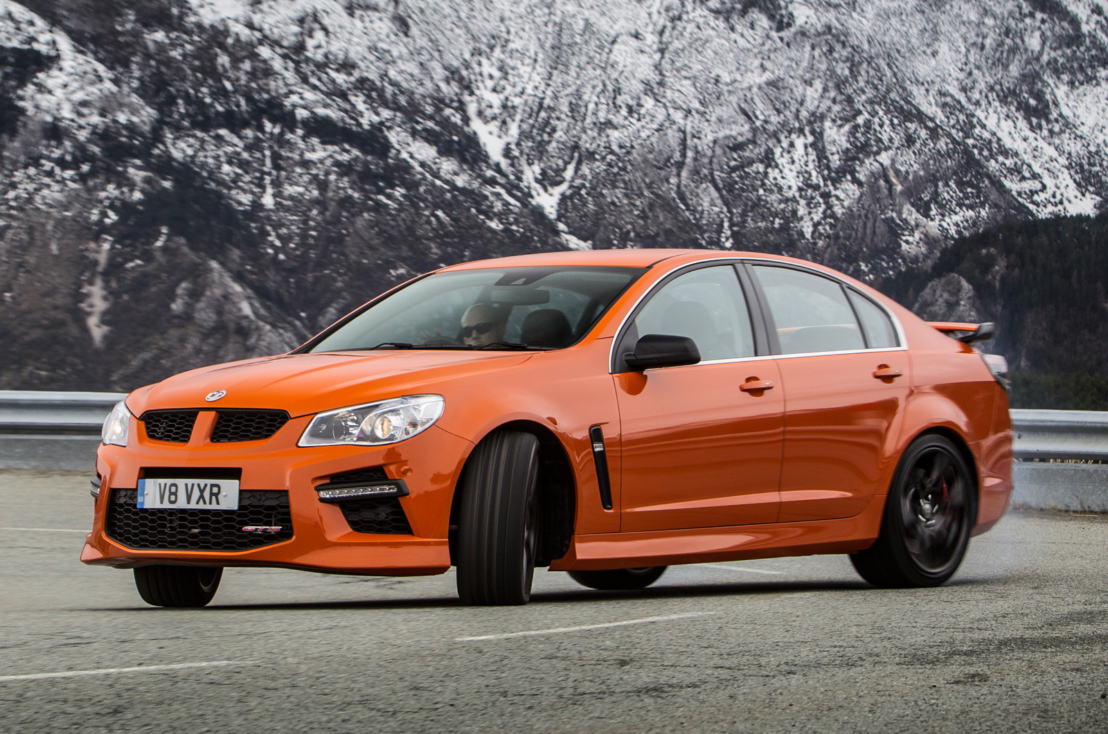 vauxhall vxr8 gts first drive review chevy ss forum. Black Bedroom Furniture Sets. Home Design Ideas
