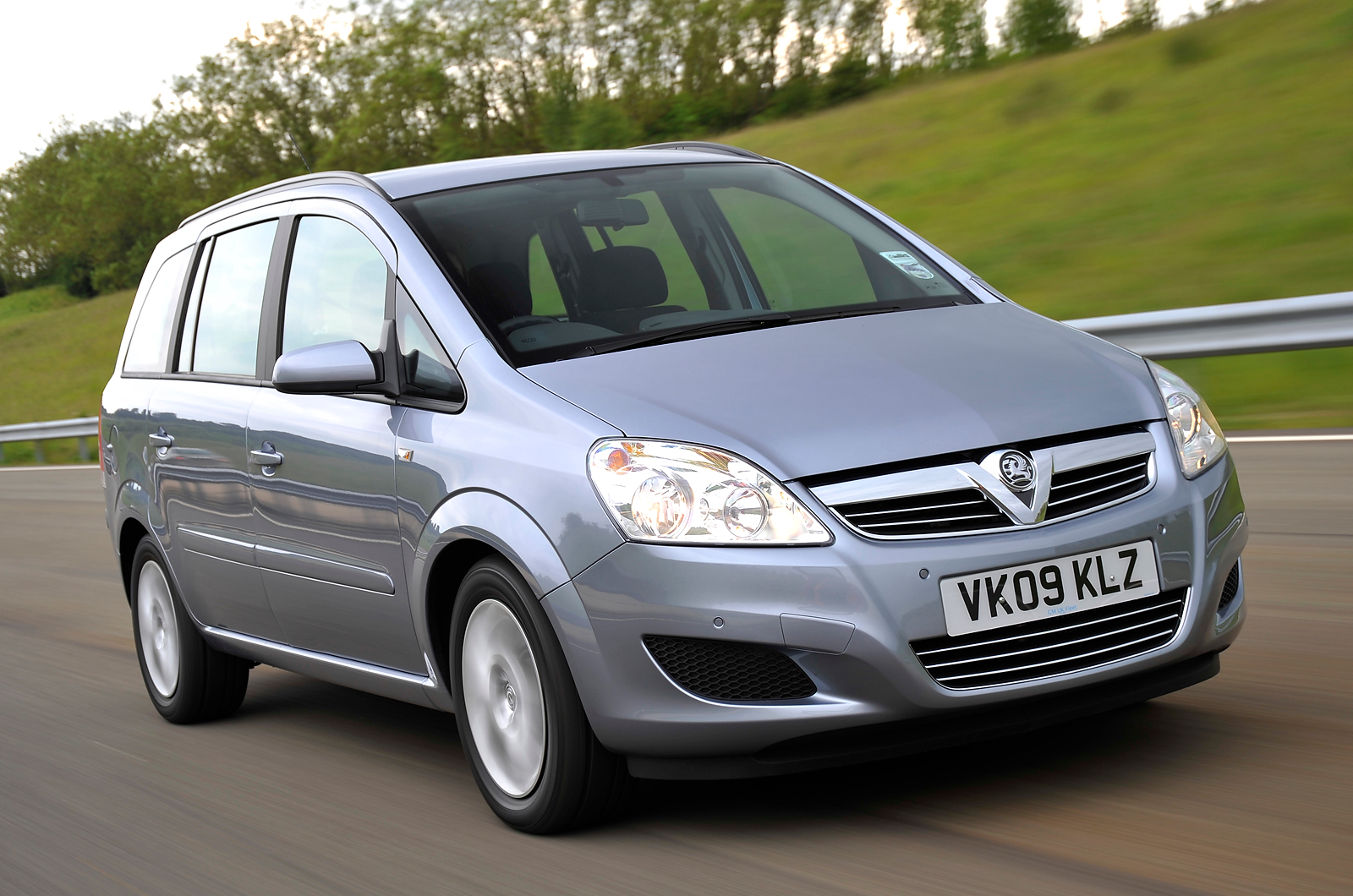 Review of Opel Zafira