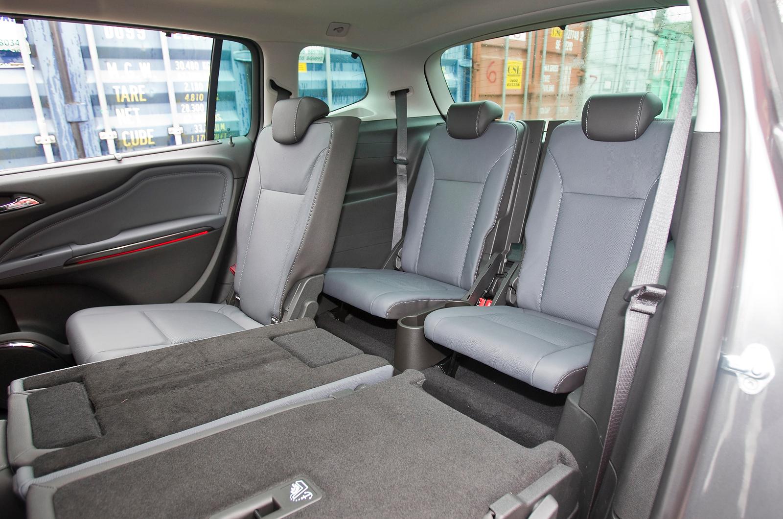 Vauxhall Zafira Tourer Review Design Autocar