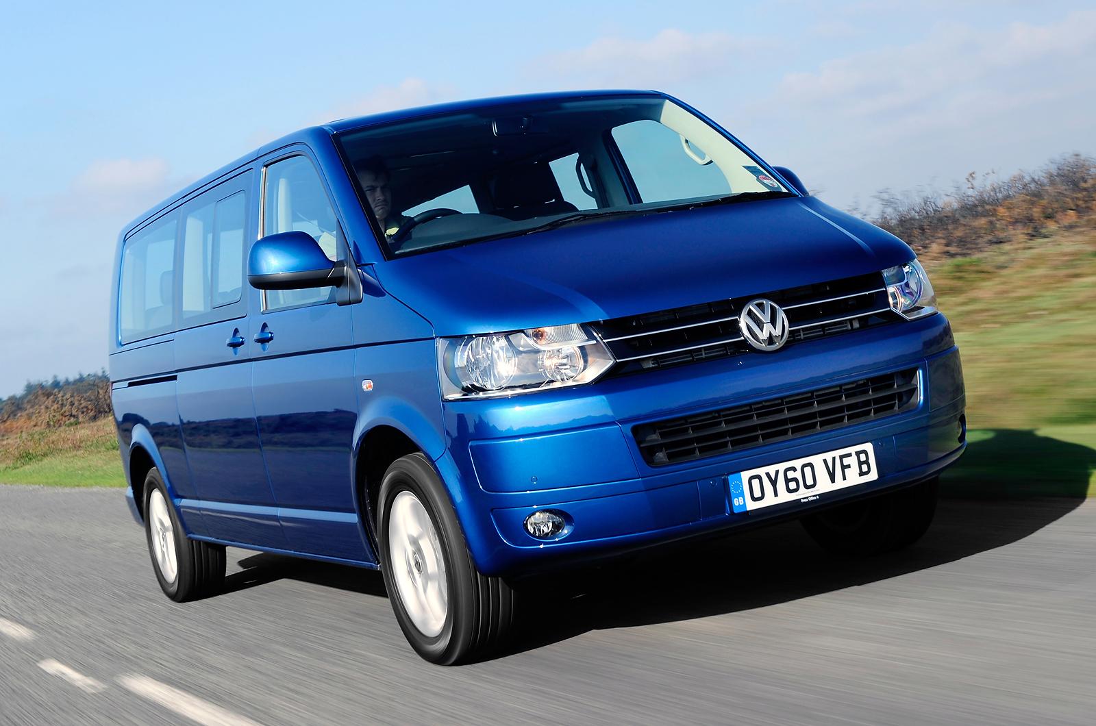 Volkswagen Caravelle Review