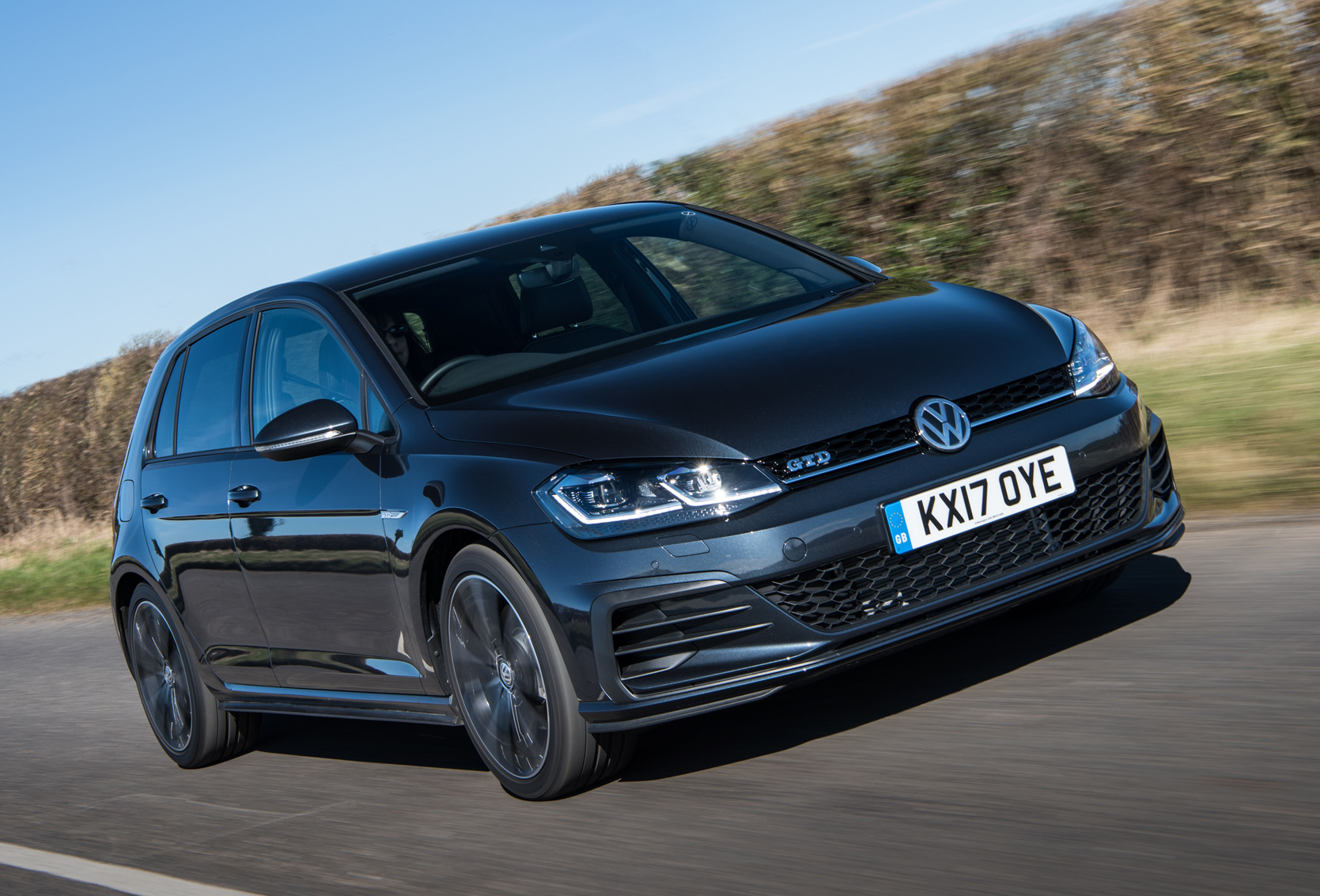 Volkswagen Golf GTD Review 2018