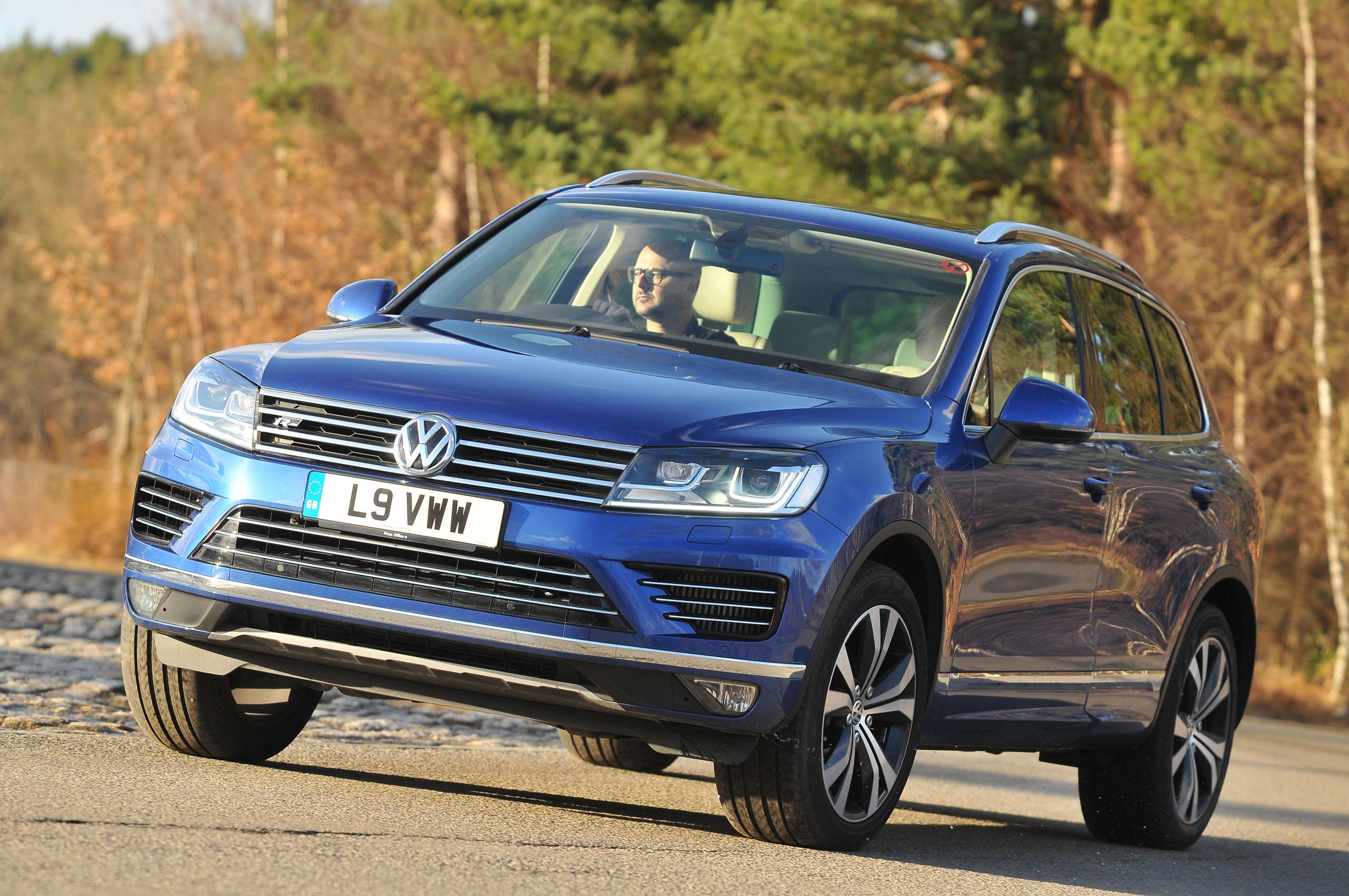 Volkswagen Touareg 2010 2018 Review 2021 Autocar