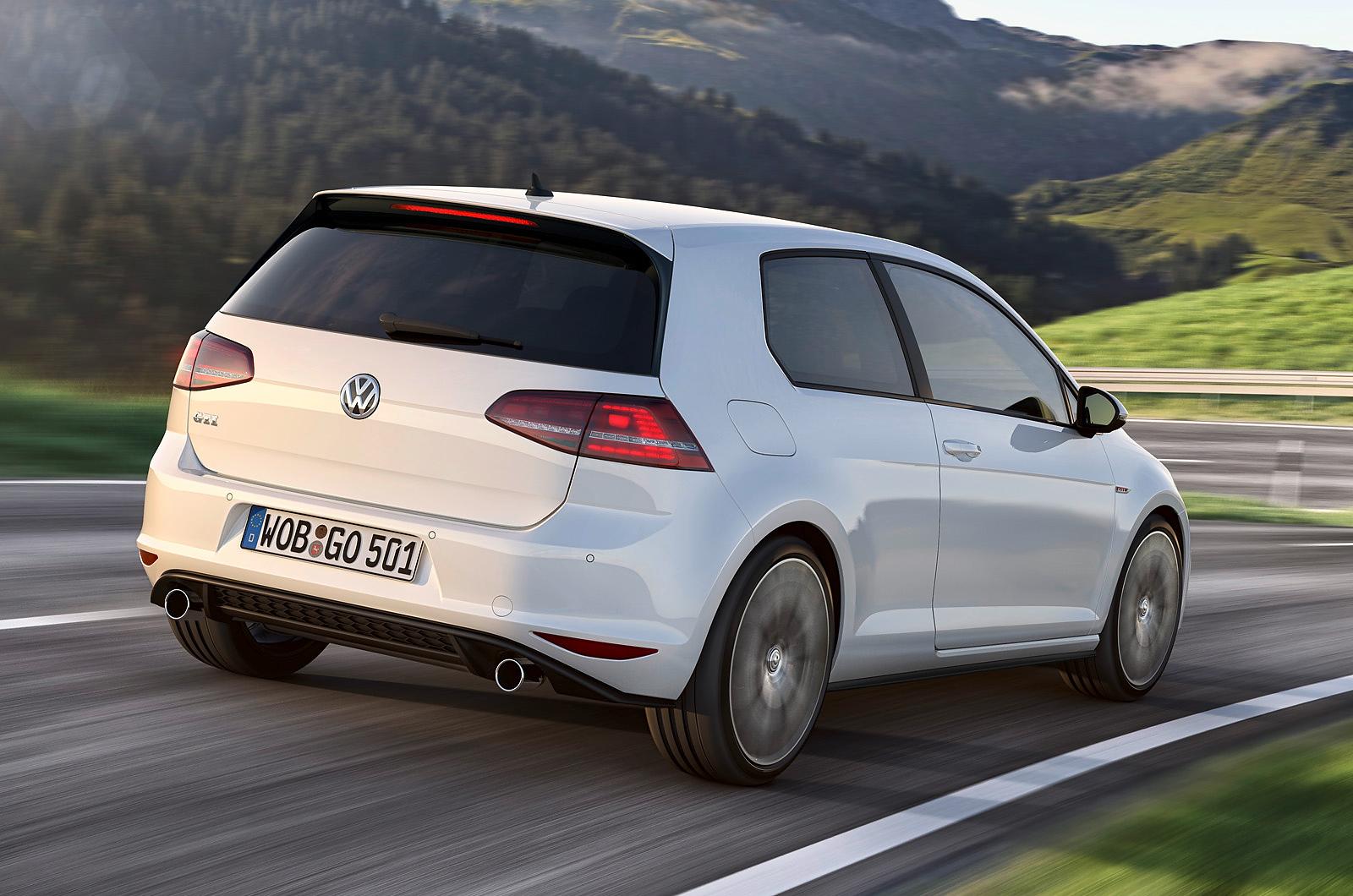Geneva motor show 2013: Volkswagen Golf GTI | Autocar
