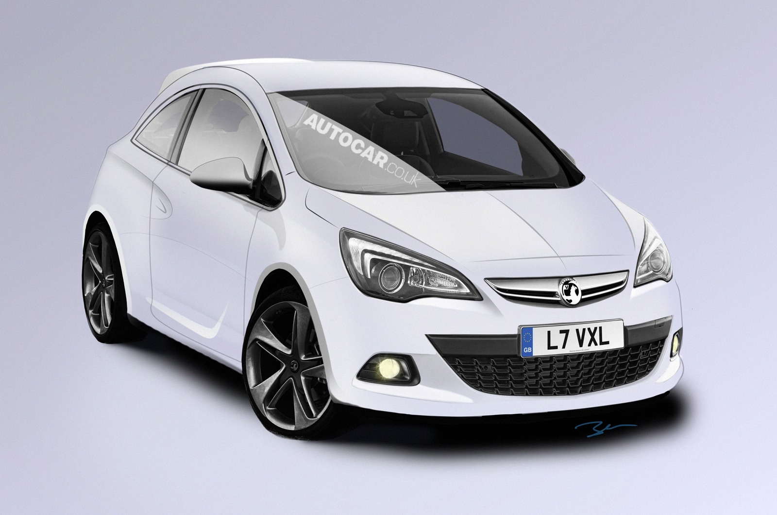 New Corsa Will Get Astra Coup Looks Autocar Vauxhall Small Cars