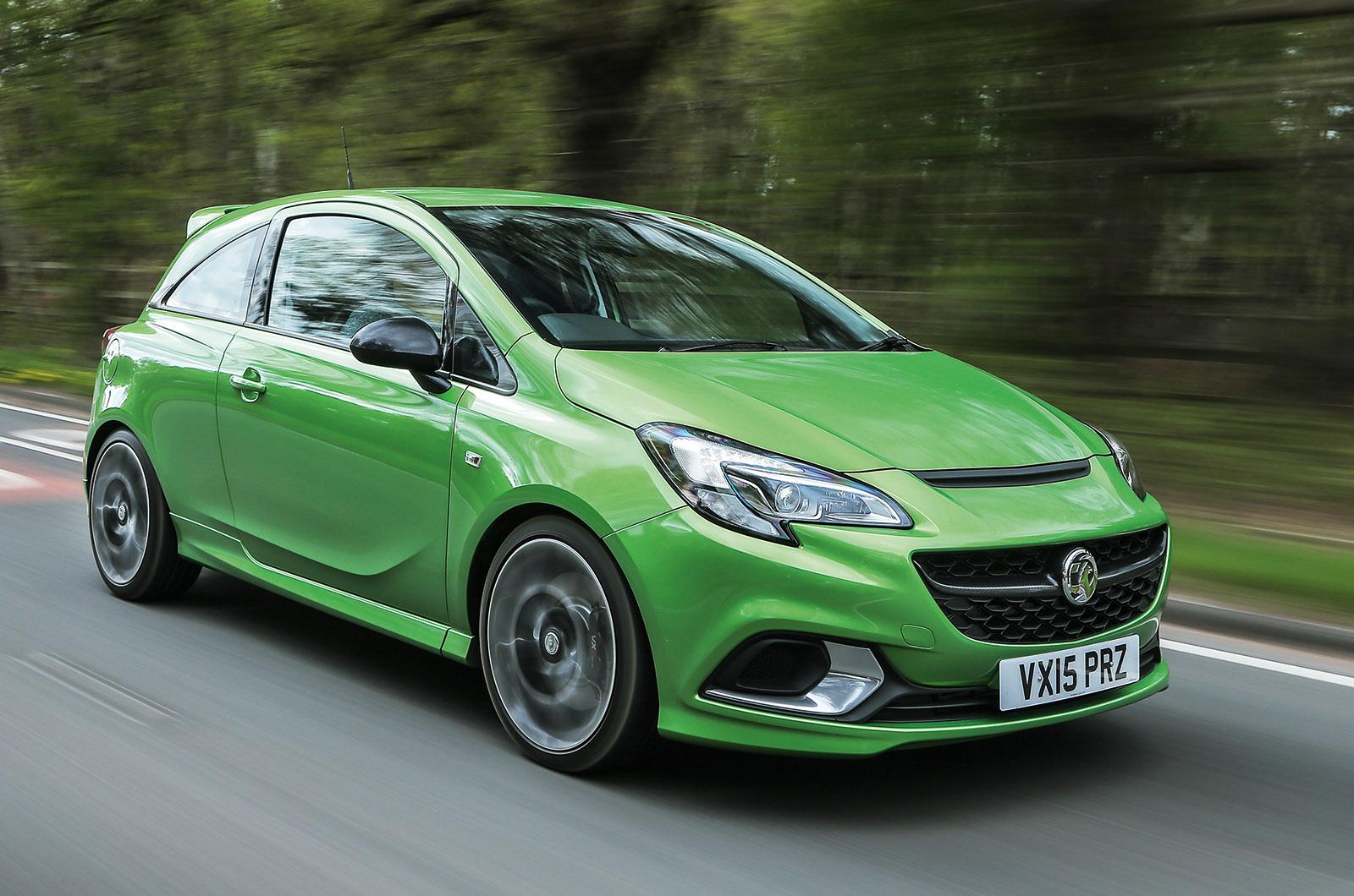 2020 Vauxhall Corsa VXR Ratings